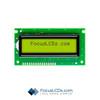 16x2 STN Character LCD C162B-YTY-LW65