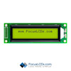 20x2 STN Character LCD C202A-YTY-LW65