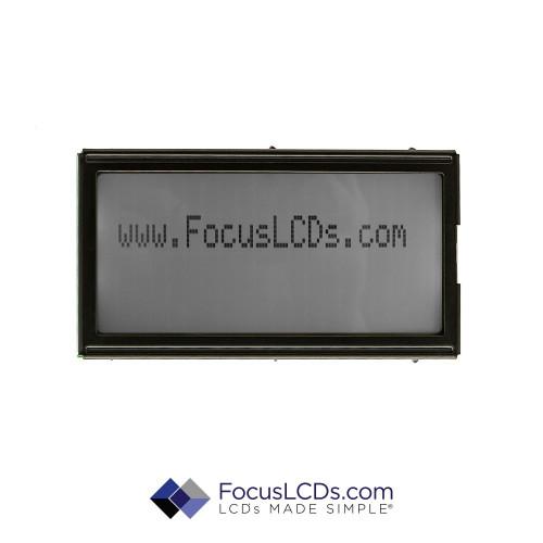 20x4 STN Character LCD C204IXBSGN06WR50XAC