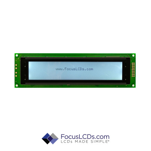 40x4 FSTN Character LCD C404ALBFKSW6WT55PAB