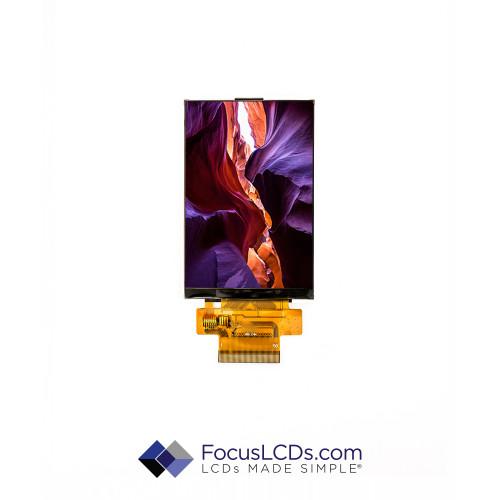 3.5 TFT Display No TP E35RG13248LW6M250-N