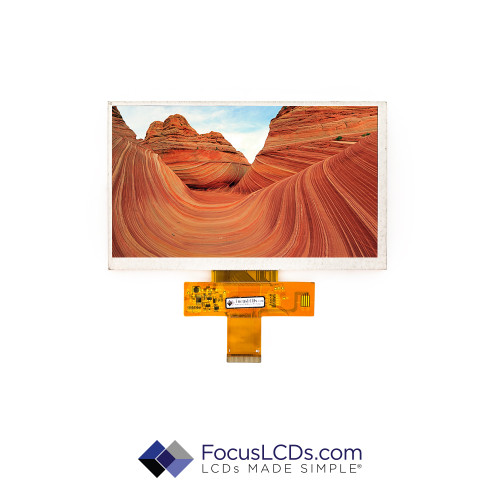 7.0 TFT Display No TP E70RG38048LW2M450-N