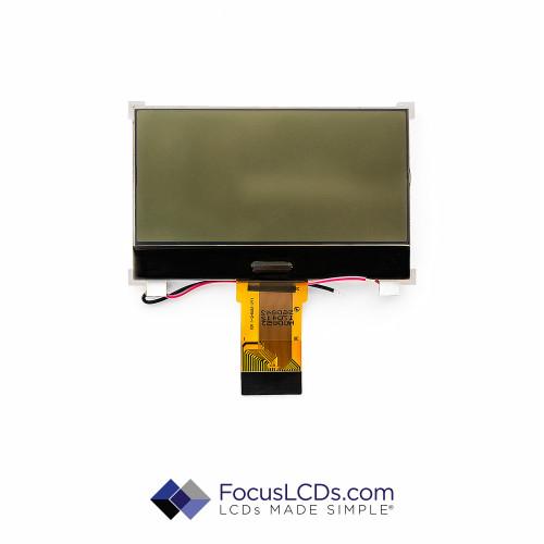 128x64 Graphic LCD G126GLGFYSY6WT