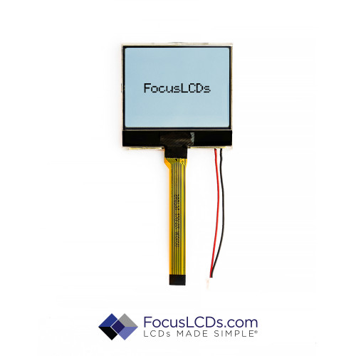 160x100 Graphic LCD G160BLGFGSW6WTC3XAM