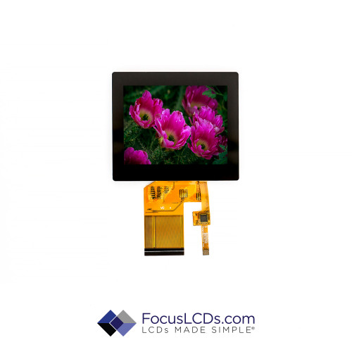 3.5 TFT Display Capacitive TP E35RG63224LW2M350-C