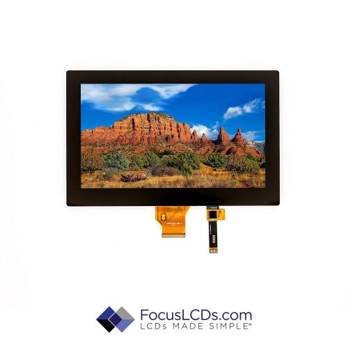 9.0 TFT Display Capacitive TP E90RG88048LB6M400-C
