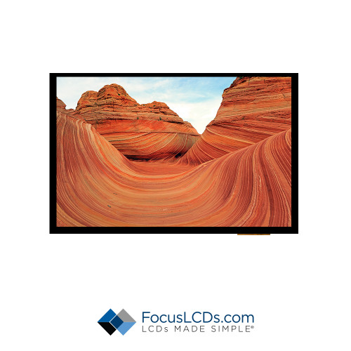 10.1 TFT Display Capacitive TP E101RB-HW660-C
