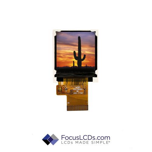 1.4 TFT  Display No TP E144RG11212LW6M250-N