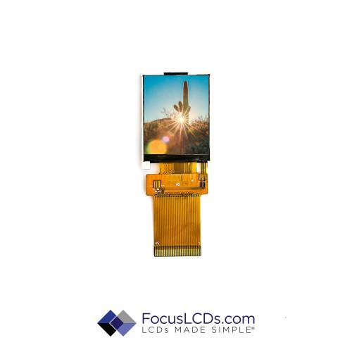 1.8 TFT Display Resistive TP E17RG11216LW6M300-R