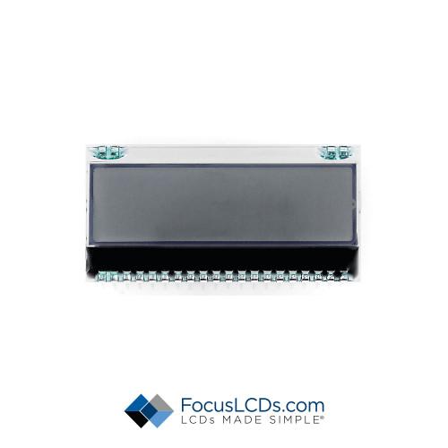 8x1 FSTN Character LCD C81BLGFGN06CT30XAG