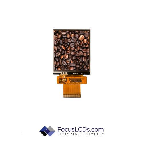 1.8 TFT Display Resistive TP E18RG42432LBAM300-R