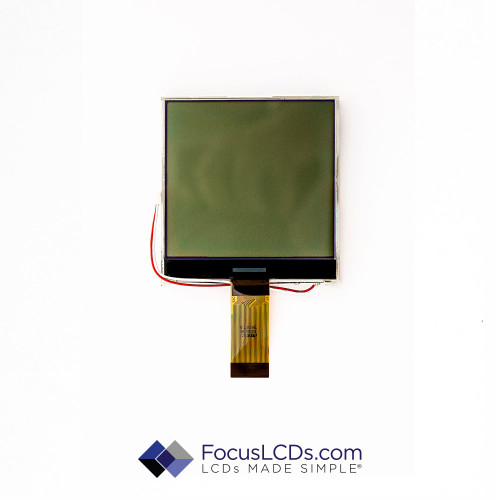 128x128 Graphic LCD G128ALGFGSW6WTC3XAM