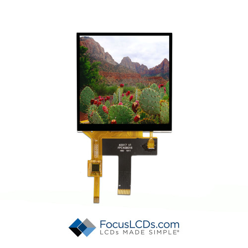 4.0 TFT Display Capacitive TP E40RC-FS1000-C