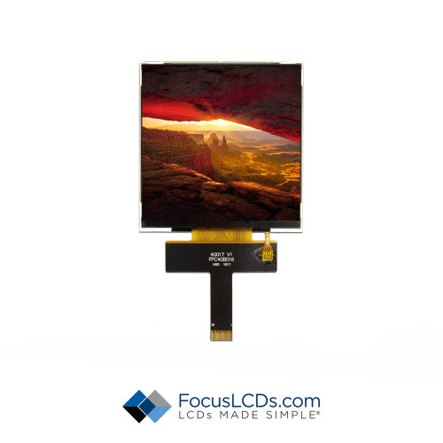 4.0 TFT Display No TP E40RC-FS1000-N