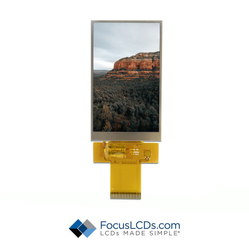 4.0 TFT Display No TP E40RB-FW600-N