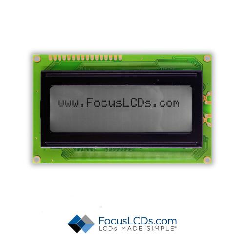 20x4 STN Character LCD C204AXBSGN06WR50XAA