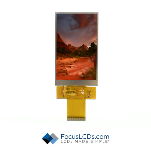 4.5 TFT Display No TP E45RG64885LW2M350-N