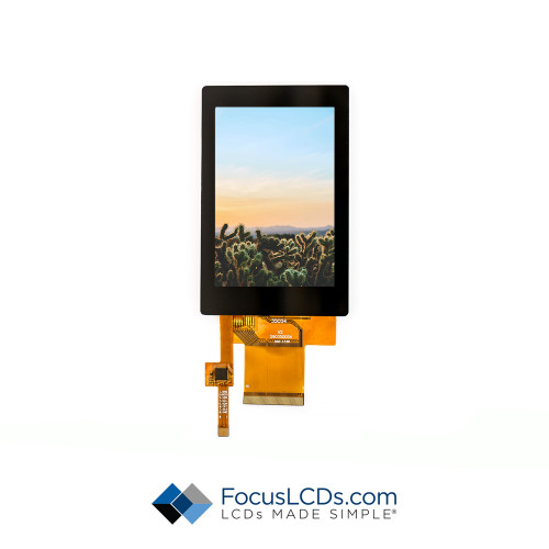 3.5 TFT Display Capacitive TP E35RG63248LWAM400-C