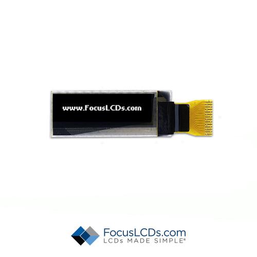 128x32 Graphic OLED O12832A-GW-TW3