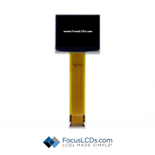 128x96 Graphic OLED O12896A-GW-TW3