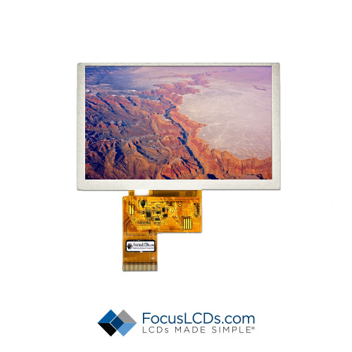 5.0 TFT Display No TP E50CB-FS1000-N