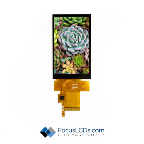 4.0 TFT Display Capacitive TP E40RB-FW430-C