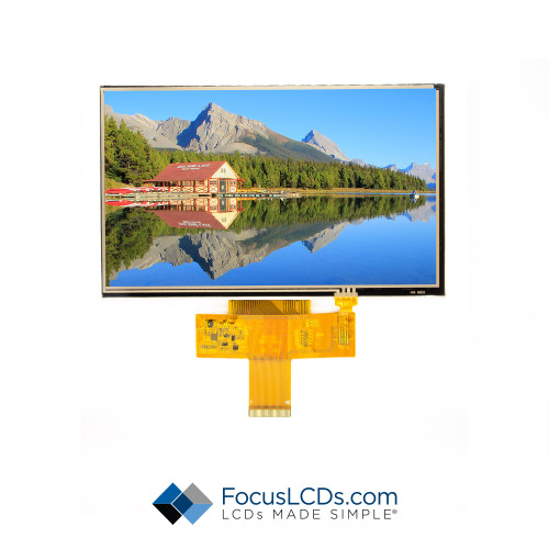 7.0 TFT Display Resistive TP E70RC-FW850-R