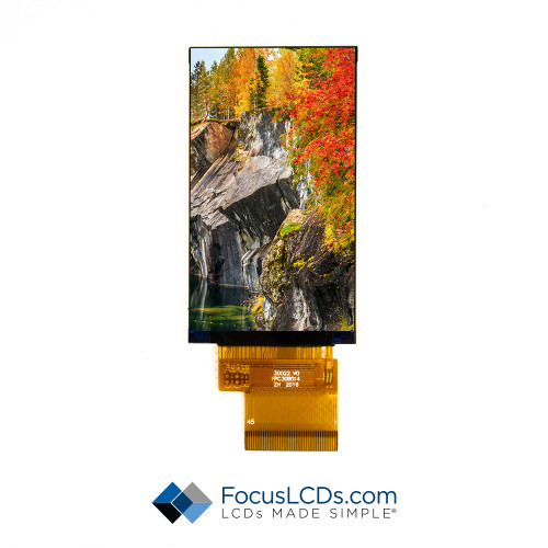 3.0 TFT Display No TP E30RA-FW400-N