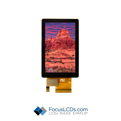 3.0 TFT Display Capacitive TP E30RA-FW350-C