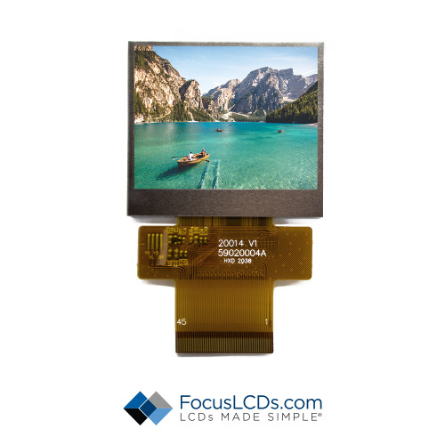 2.0 TFT Display No TP E20RA-FW600-N