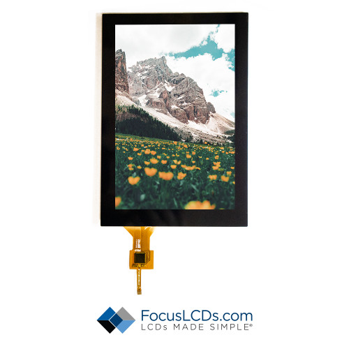 7.0 TFT Display Capacitive TP E70RD-FS400-C