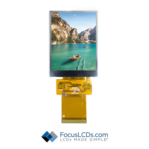 2.8 TFT Display No TP E28RA-FW480-N