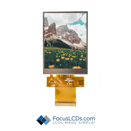 3.2 TFT Display No TP E32RA-CW380-N