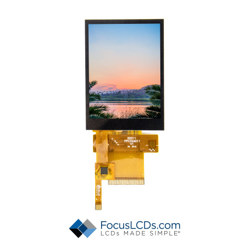 3.2 TFT Display Capacitive TP E32RA-CW370-C