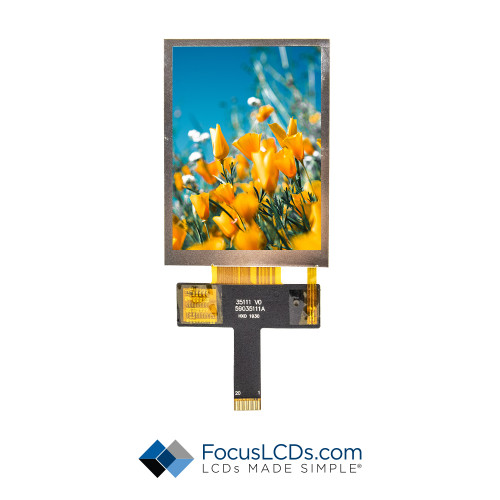 3.5 TFT Display No TP E35RC-B-MW420-N