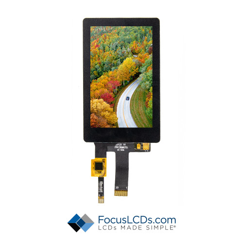 3.5 TFT Display Capacitive TP E35RD-MW420-C