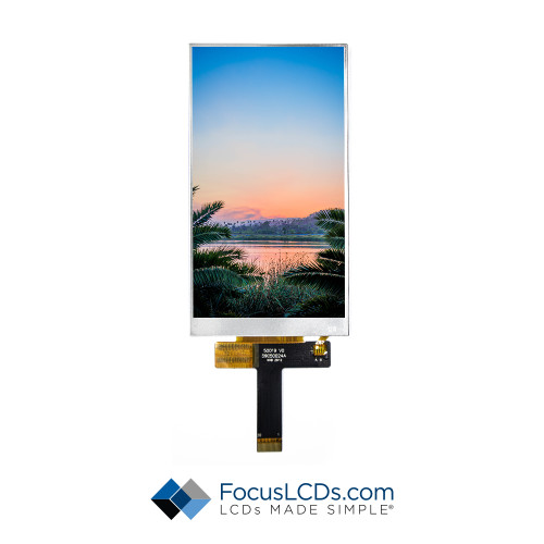 5.0 TFT Display No TP E50RA-I-MW550-N