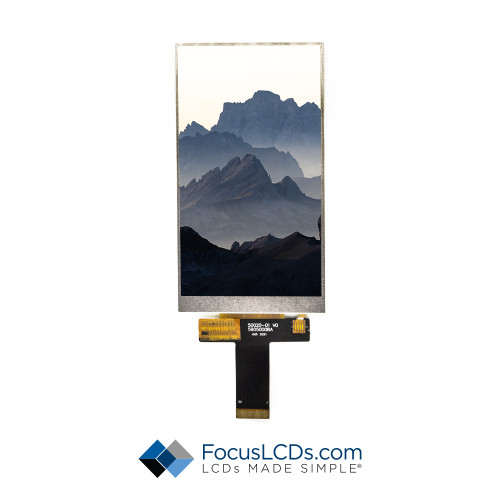5.0 TFT Display No TP E50RD-I-MW500-N