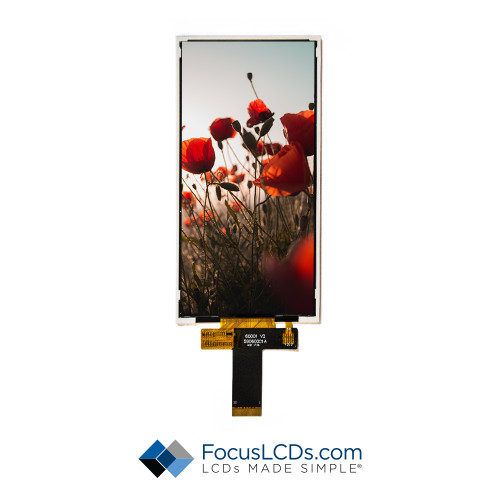 6.0 TFT Display No TP E60RA-I-MW560-N