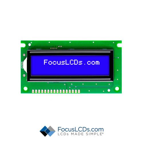 16x2 STN Character LCD C162B-BW-LW65