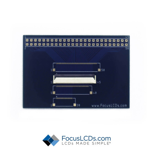 45-Pin FPC Breakout Board KBB5045A