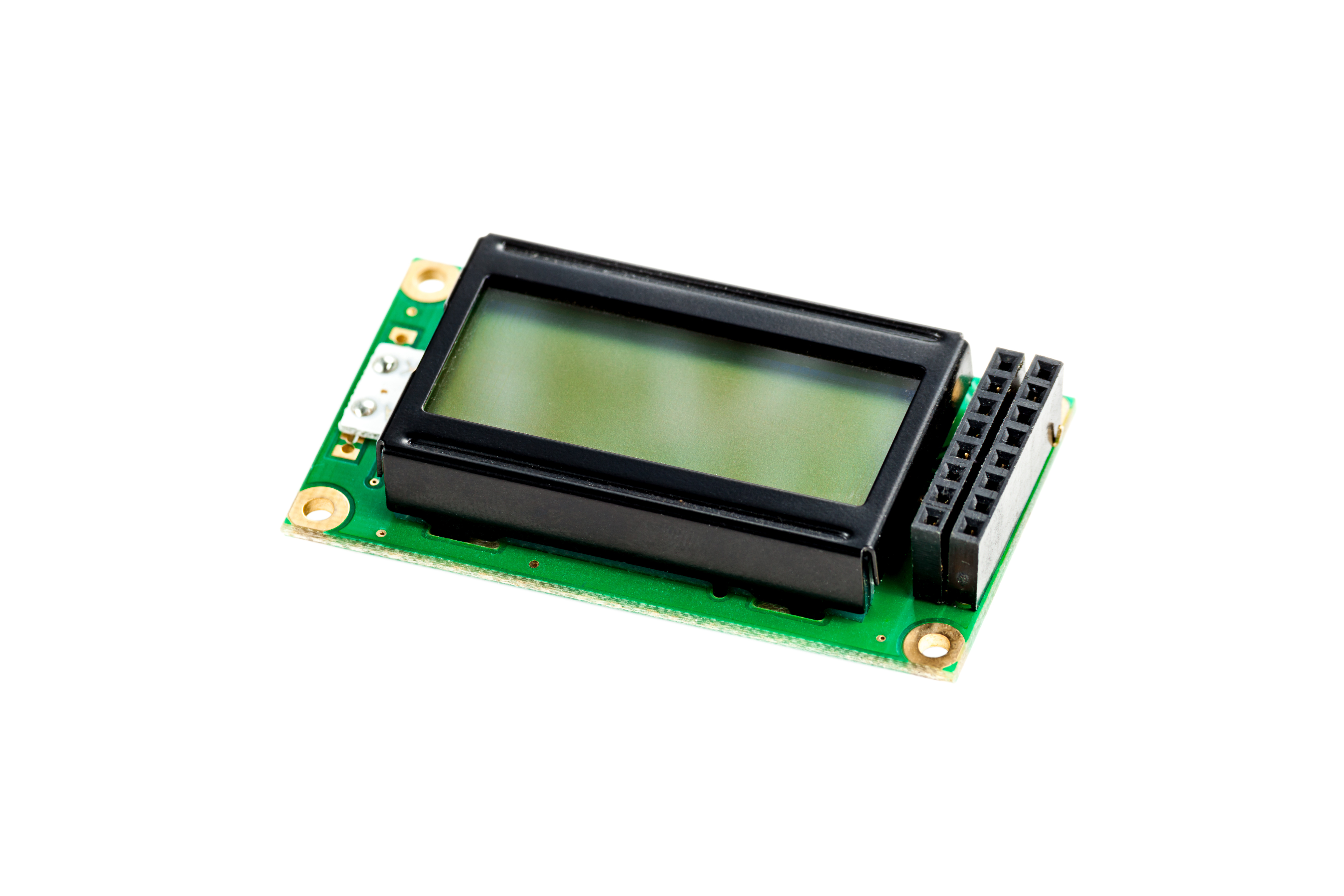 Accessories for Character LCD Modules
