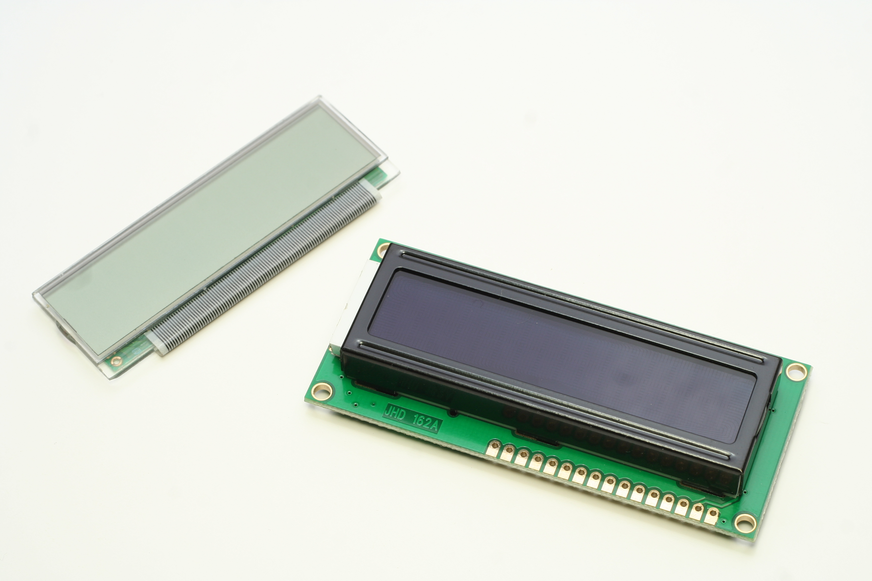 Choosing a Character LCD for OEMs