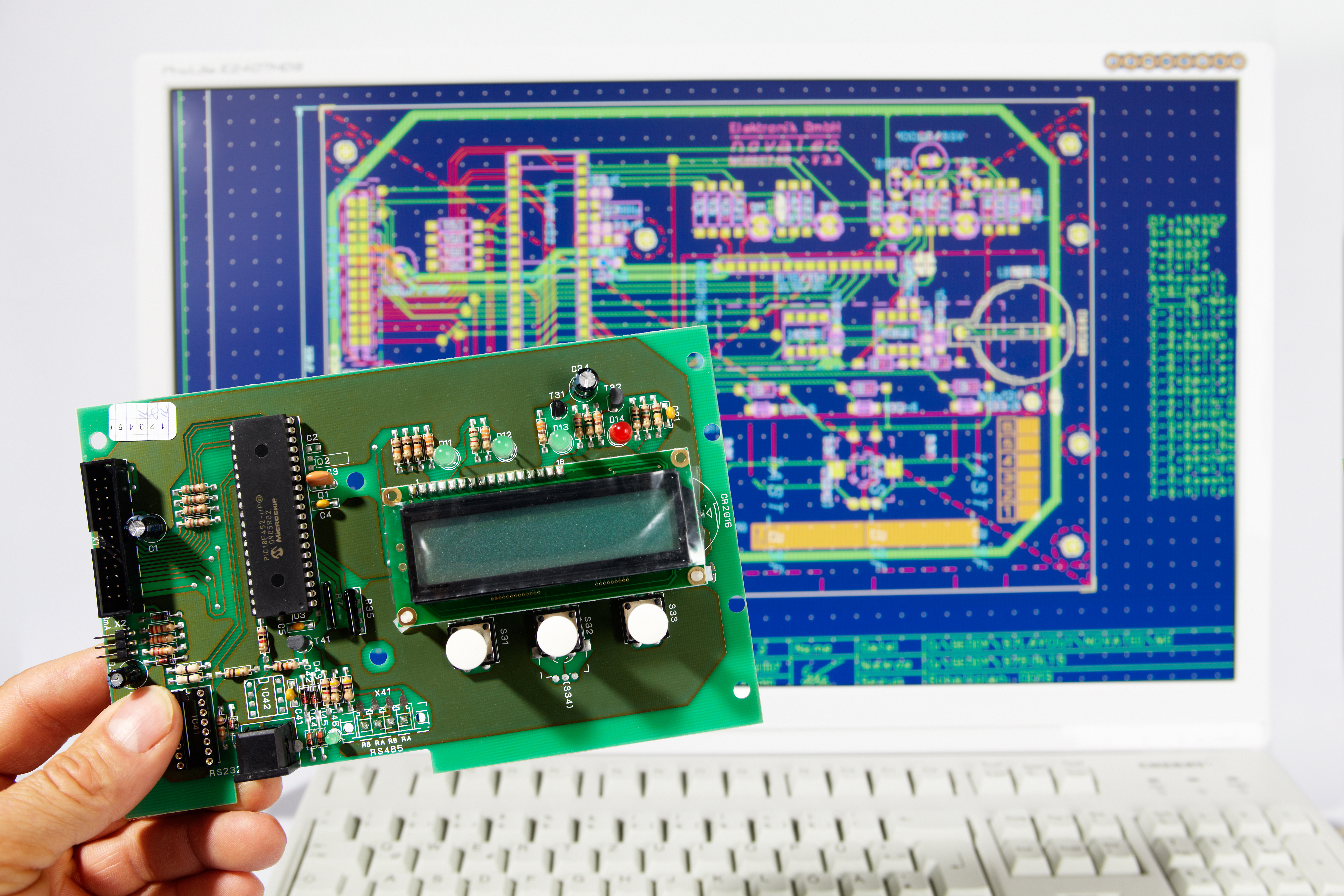 Understanding a Character LCD Pinout