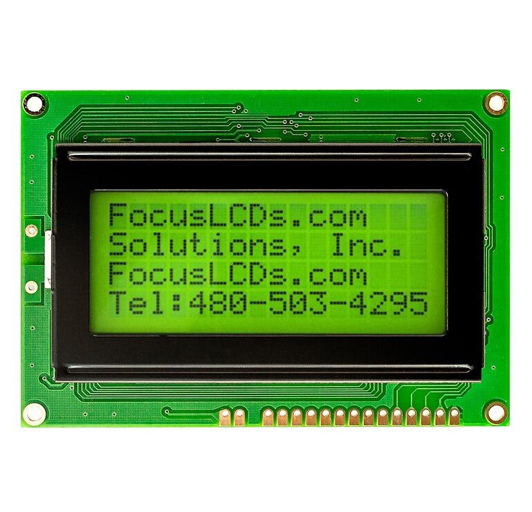 5 Steps to Finding the Perfect Character LCD