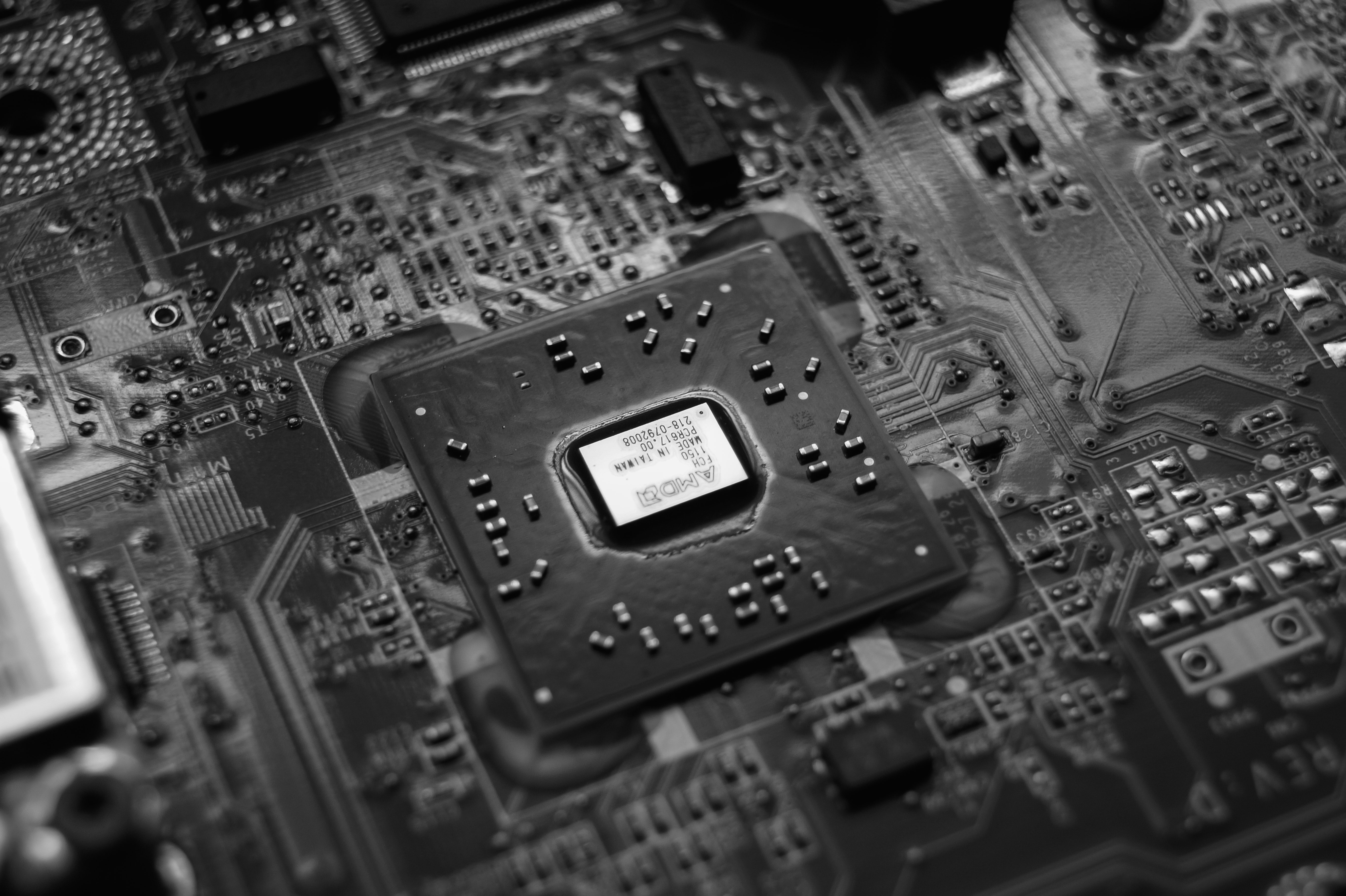 The Effects of Chip Shortages on the LCD Industry