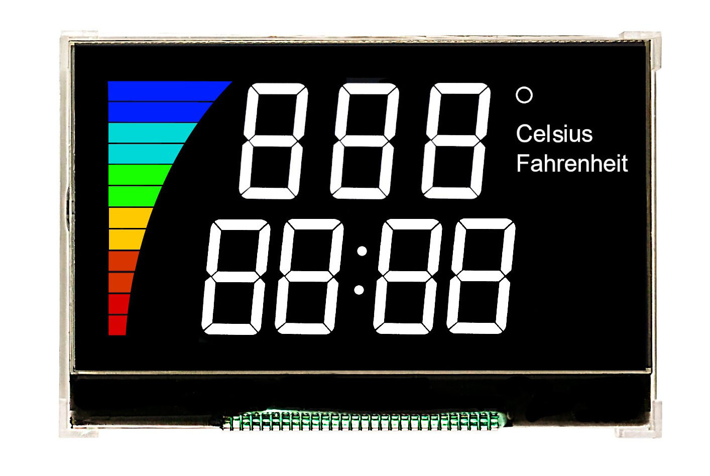 The Pros And Cons Of Using A Segmented LCD