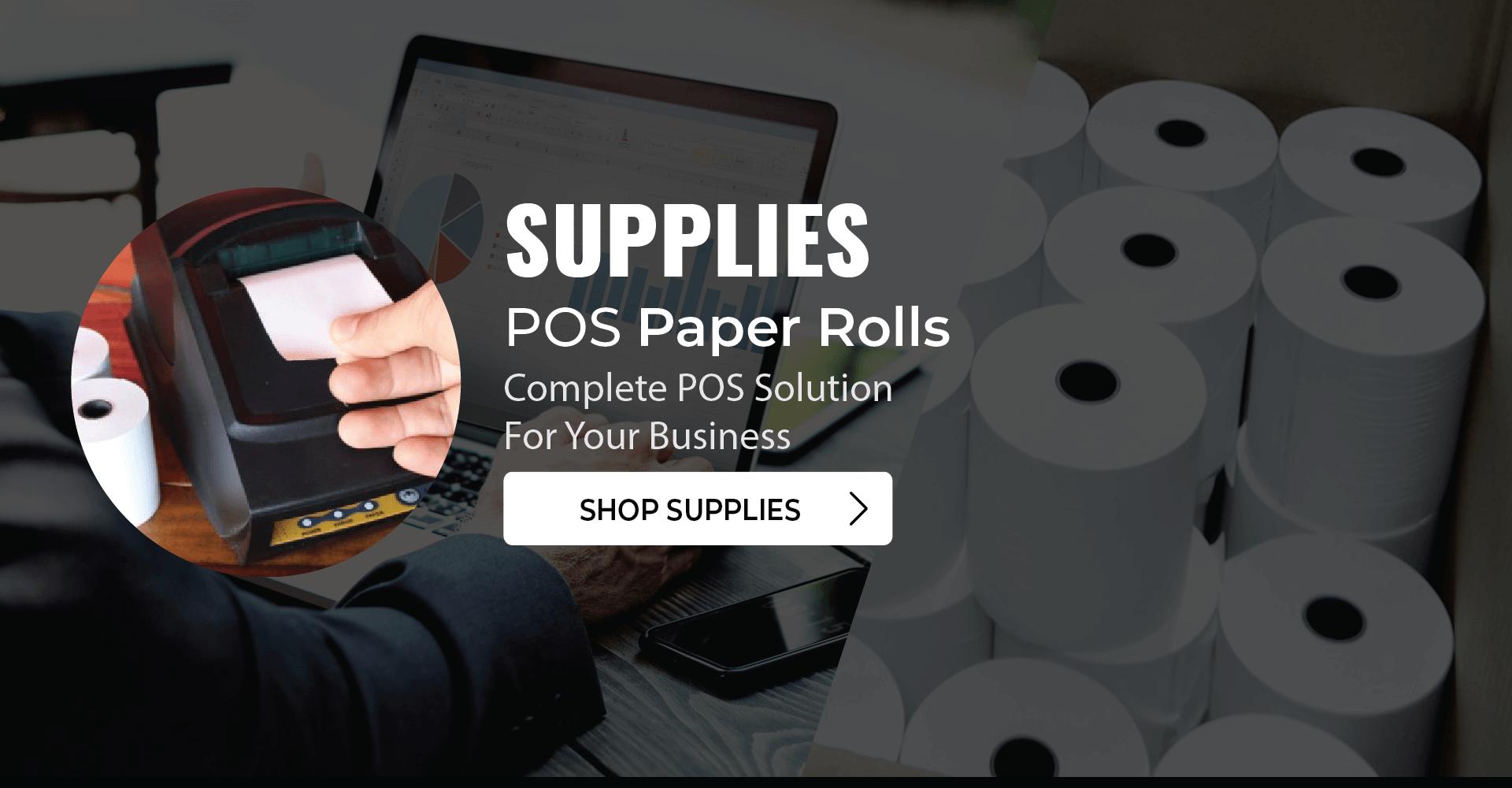 Supplies, Paper Rolls & more - TerminalDepot