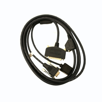 MagTek Micr Imager Check Reader Cable to PC (DB9 / 8ft)