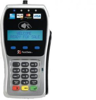 First Data FD-35 /w Smart Card PIN Pad
